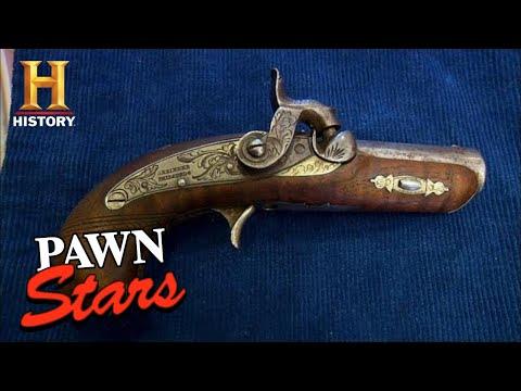 Pawn Stars: SMALL PISTOL, BIG PRICE (Season 8)   History