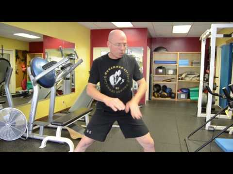 Craig's Tennis Tip - Adductor and Abductor Stretching for Tennis