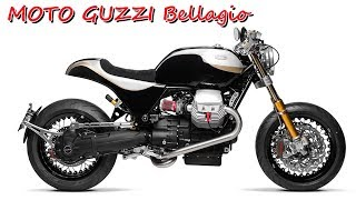 Moto Guzzi Bellagio 940 Custom