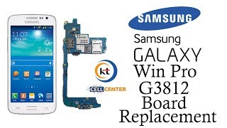 samsung galaxy win pro g3812 board Replacement