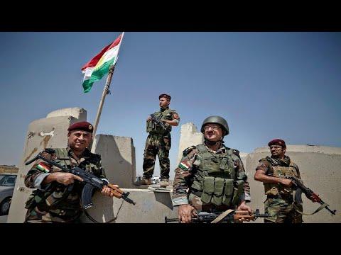 أخبار عربية | مراسلنا: قوات #البيشمركة تنسحب من مدينة بعشيقة بسهل #نينوى  - نشر قبل 45 دقيقة