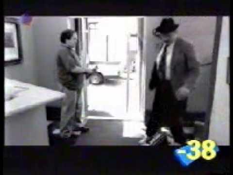 Glass Door Prank   doorman pretends he opens door for a guy