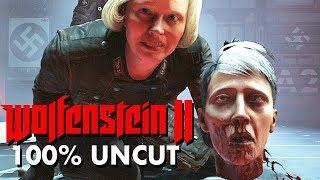 Wolfenstein 2 The New Colossus Gameplay German #01 - Auferstehung