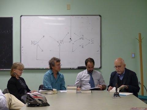 "Public Sociology Forum on Ira Katznelson's Book ""Fear Itself""; Berkeley, 11.7.2013"