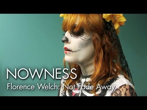 "Florence Welch in ""Not Fade Away"" by Tabitha Denholm"
