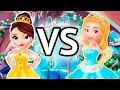 Sofia VS Amber Fashion Contest - Little Baby Princess Dress Up Game for Kids