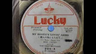Bing Crosby, Mills Brothers - MY HONEY
