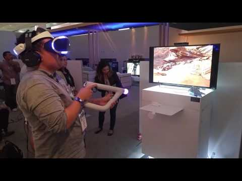 PlayStation VR's weakness is the Move controller | VentureBeat