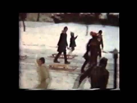 Worthdale, Raleigh NC - Snow day approx 1967