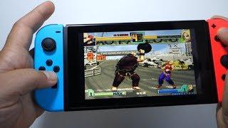 ACA NEOGEO THE KING OF FIGHTERS 2001 - Nintendo Switch gameplay