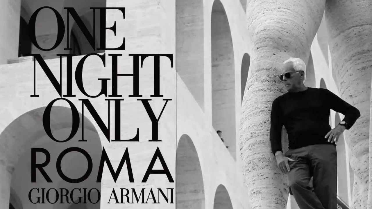 armani one