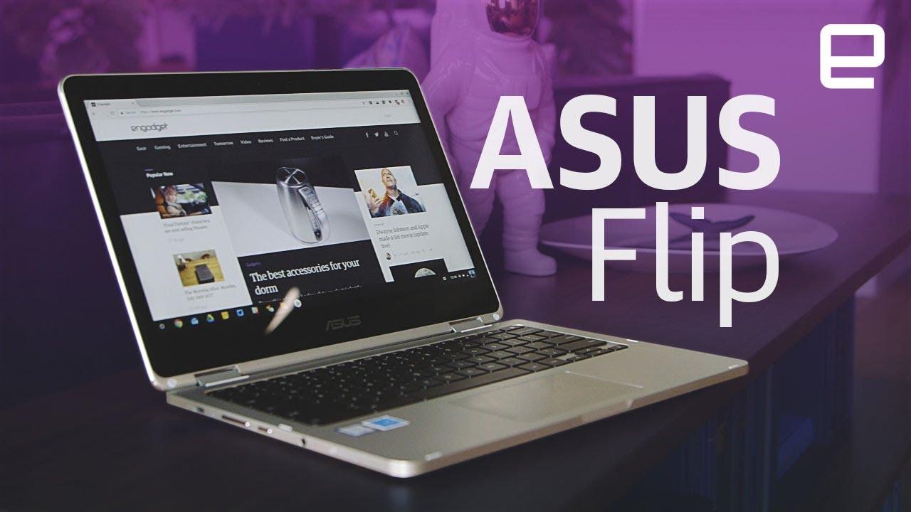 Asus Chromebook Flip C302 | Review