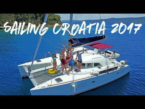 SAILING CROATIA 2017 - Island Hopping Croatia