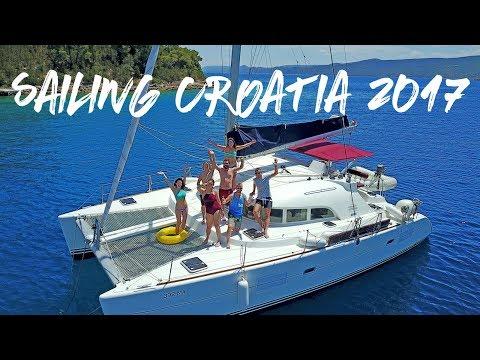 SAILING CROATIA 2017 - Island Hopping Croatia