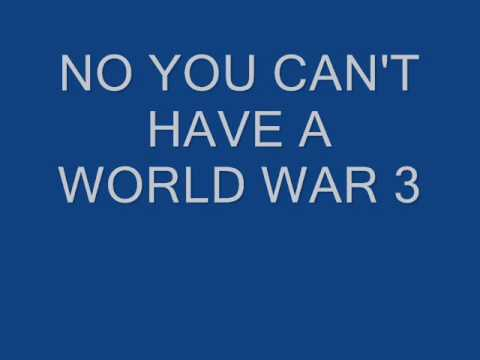 World War 3 lyrics + download link