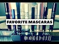 My Favorite Mascaras