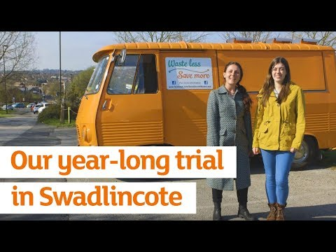 Our year-long trial in Swadlincote