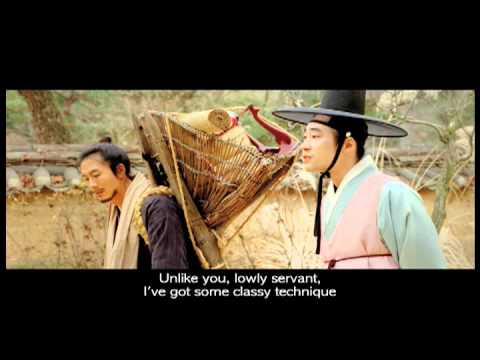 The Servant (방자전) - Main Trailer with English Subtitles thumbnail
