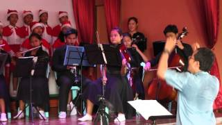 Cambodian Christmas Song Medley Premiere