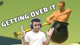 CAN I COMPLETE THIS GAME ?? | GETTING OVER IT LIVE