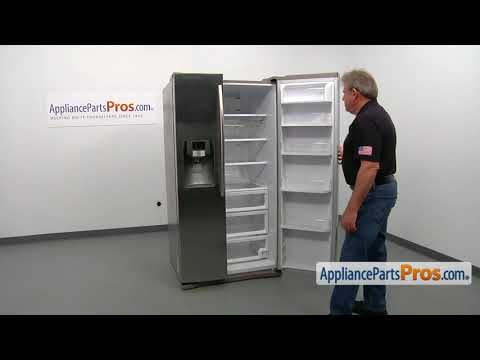 Refrigerator Vegetable Drawer (Part #DA97-08067B) - How To Replace