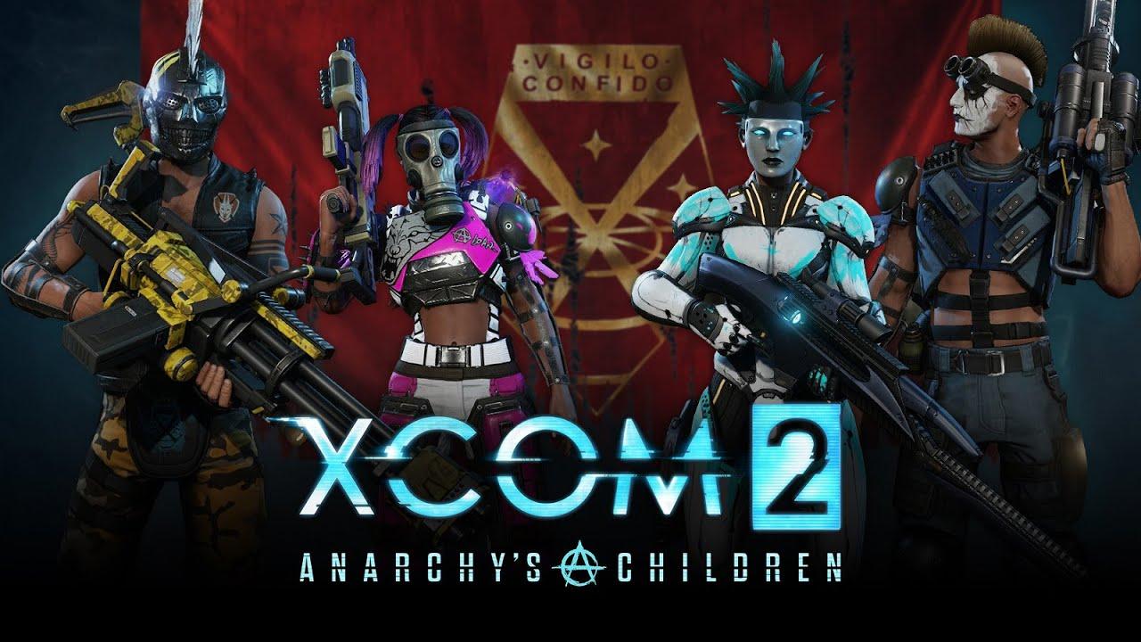 Xcom 2 anarchy 39 s children dlc new customization for Portent xcom not now