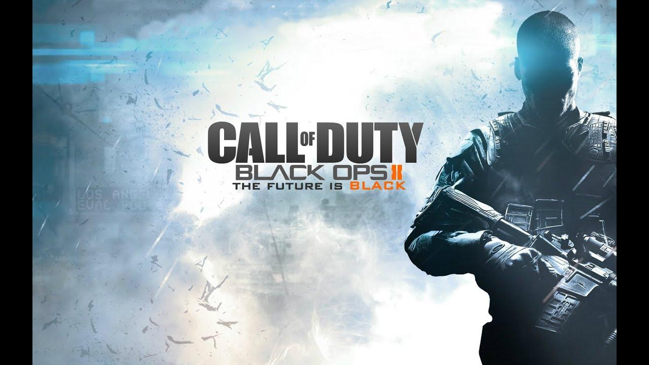 Call Duty Black Ops 2 Gameplay PC HD