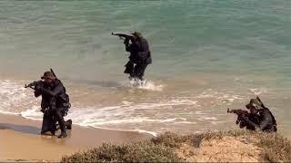 الرئيس السيسى يشهد المناورة البحرية ذات الصوارى