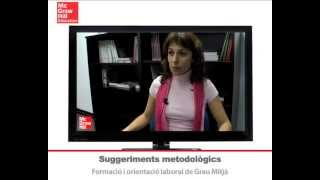 Formació i orientació laboral Grau Mitjà Editorial McGrawHill EAN 9788448184049