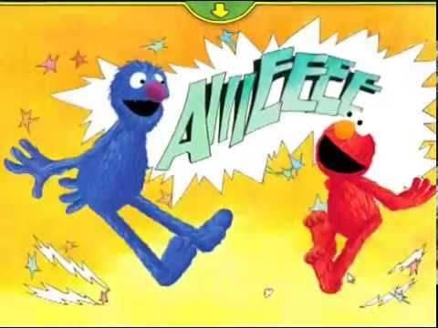 Another Monster At The End Of This Book Starring Grover & Elmo By Sesame Street - MarkSungNow