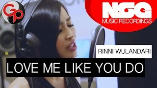 ellie goulding love me like you do rinni wulandari cover