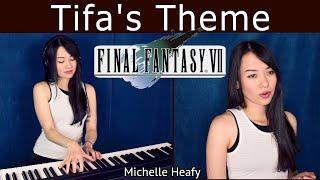Tifa's Theme (Final Fantasy VII) Cover   Michelle Heafy