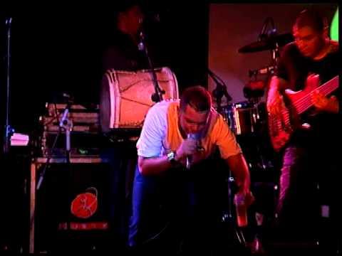 ANDRÉS CABAS: La Cadena de Oro (en vivo) - Gira España, Valencia 2007