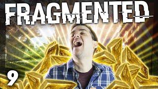 Fragmented #9 - STRUCK GOLD
