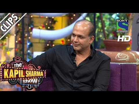 Kapil's observation about Ashutosh Gowariker - The Kapil Sharma Show-Episode 32-7th August 2016