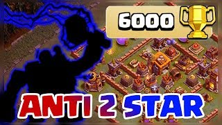 BEST BH7 BASE 2017 !! EASY PUSH 6000 TROPHY | BUILDER HALL 7 BASE | REPLAY PROOF | CLASH OF CLANS