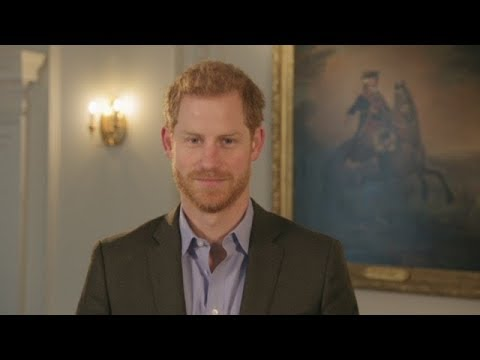 Prince Harry's Message To The Queen's Young Leaders Class Of 2018