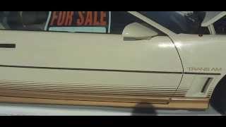Pontiac Trans Am 1984