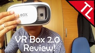VR Box 2.0 A Cheap VR/AR Headset: Review!