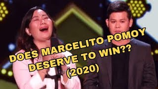 Justice For Marcelito Pomoy on His Final Performance in AGT ...