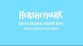 Ride, Dine & Play Pack