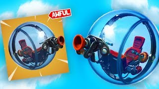 The New Baller Is The Worst Vehicle Fortnite Have Ever Added...