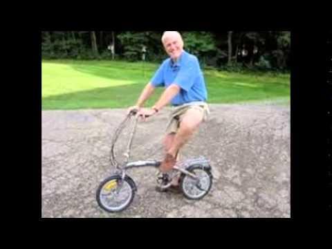 Tokyo Folding Bike