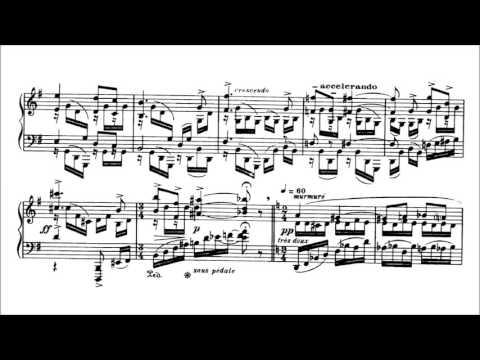 Francis Poulenc - Nocturnes [With score]