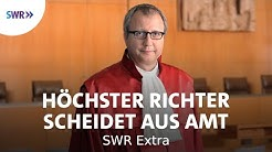 Interview mit Dr. Andreas Voßkuhle | SWR Extra