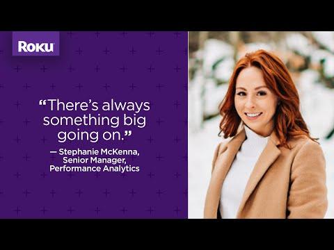 Letting Your Team Fly - Stephanie McKenna, Senior Manager, Performance Analytics at Roku