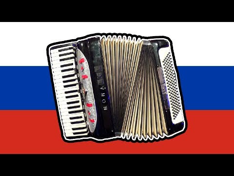 State Anthem of the Russian Federation [accordion cover by Jackson Parodi]