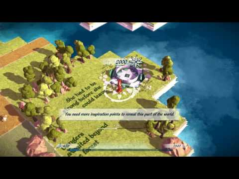 Epistory - Typing Chronicles Gameplay |