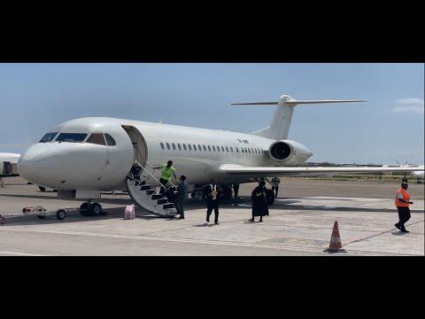 Salaam Air Somalia 2020