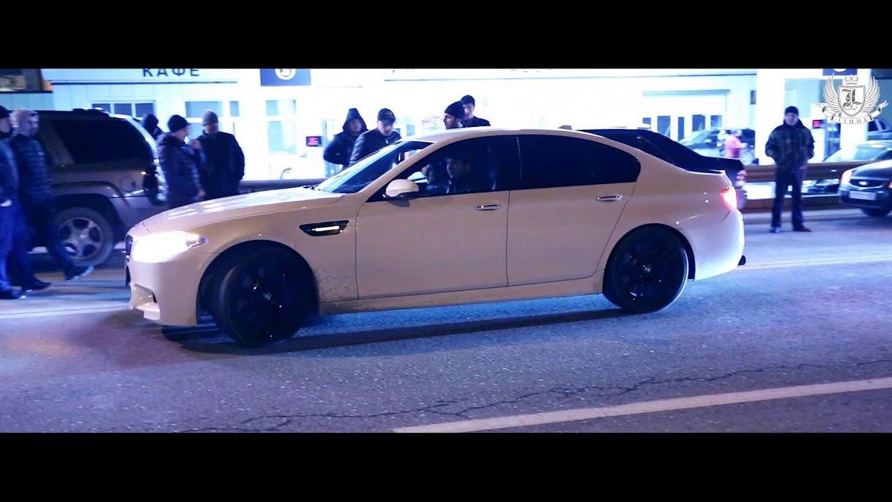 2016 Bmw M5 >> LIMMA RACE - BMW M5 F10 850hp VS MERCEDES C63 810hp - YouTube
